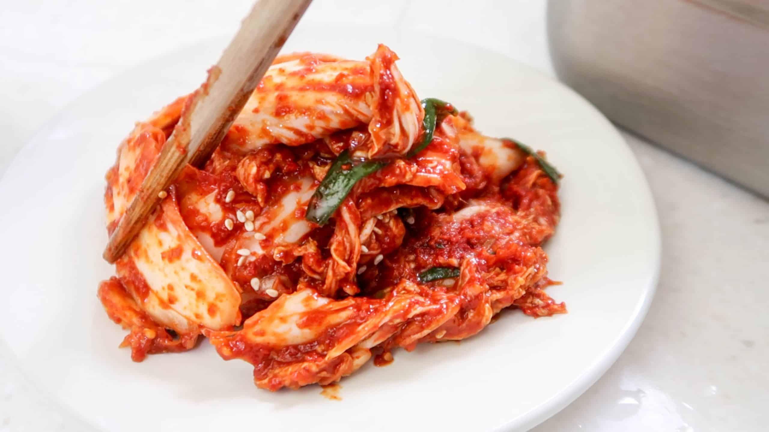 Fresh Kimchi