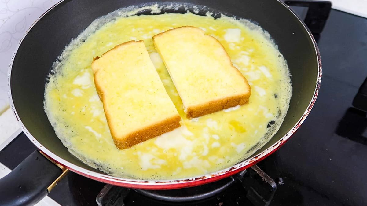 One Pan Egg Toast 2