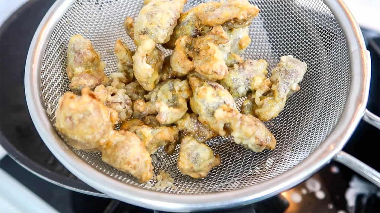 Korean Chicken Gizzard