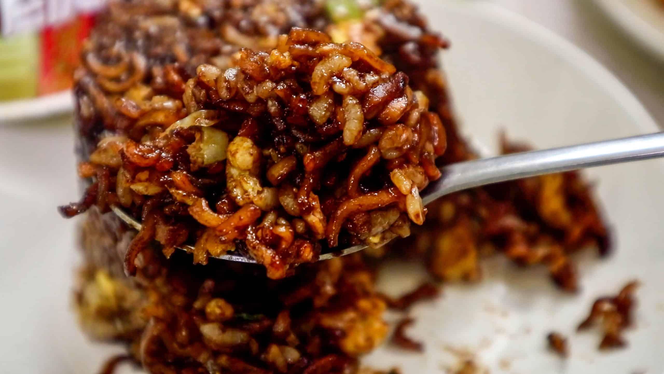 Ramen Fried Rice
