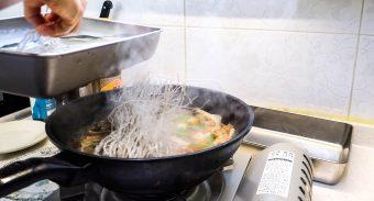Korean Glass Noodle Stew