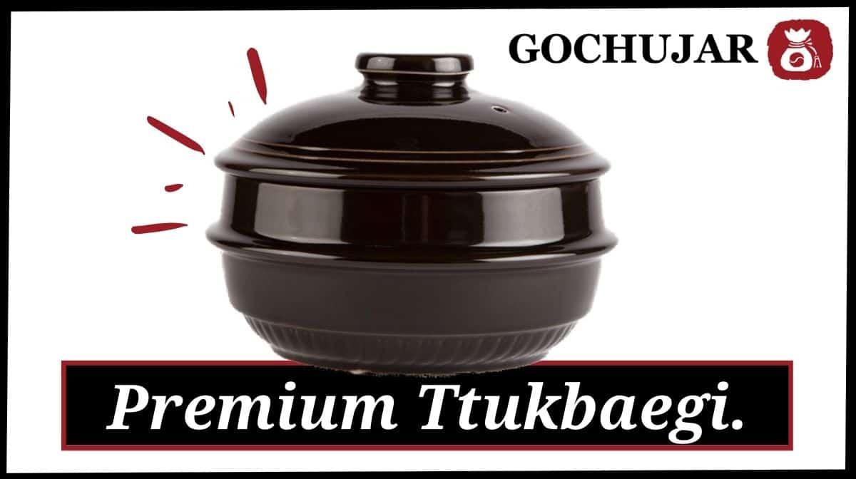Shop Gochujar - Premium Ttukbaegi!