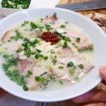 Gogi Guksu - Jeju Pork Noodles