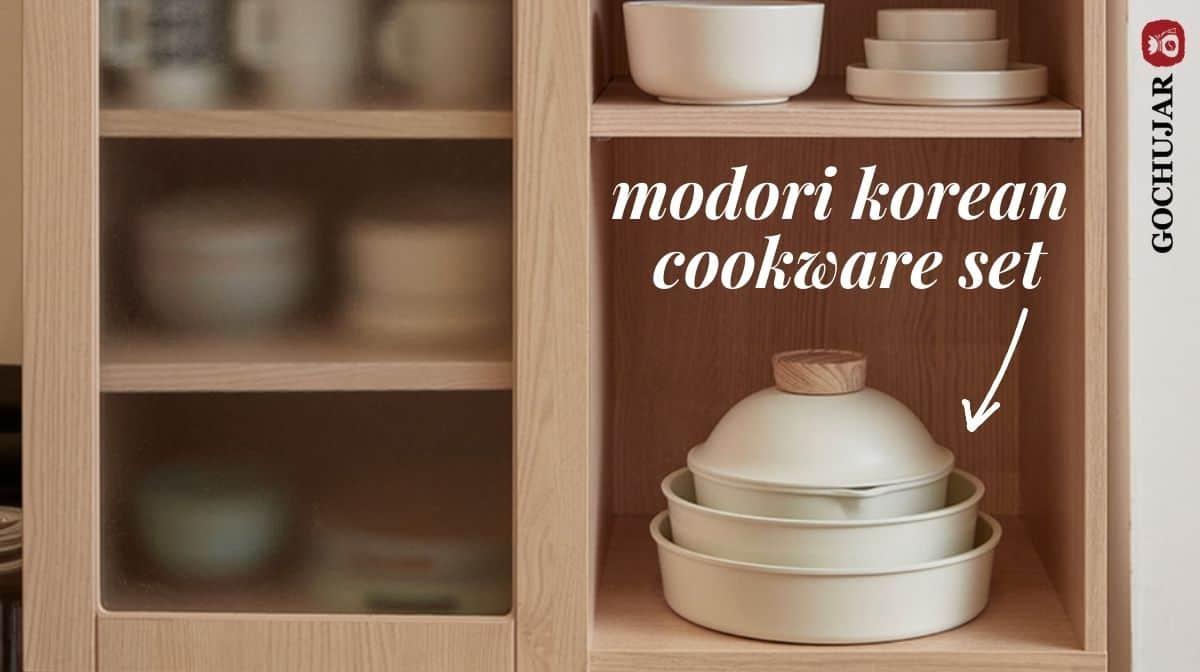 Modori Sodam Cookware Set