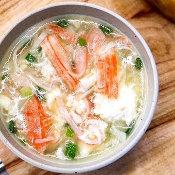 Crab Egg Drop Soup - Final
