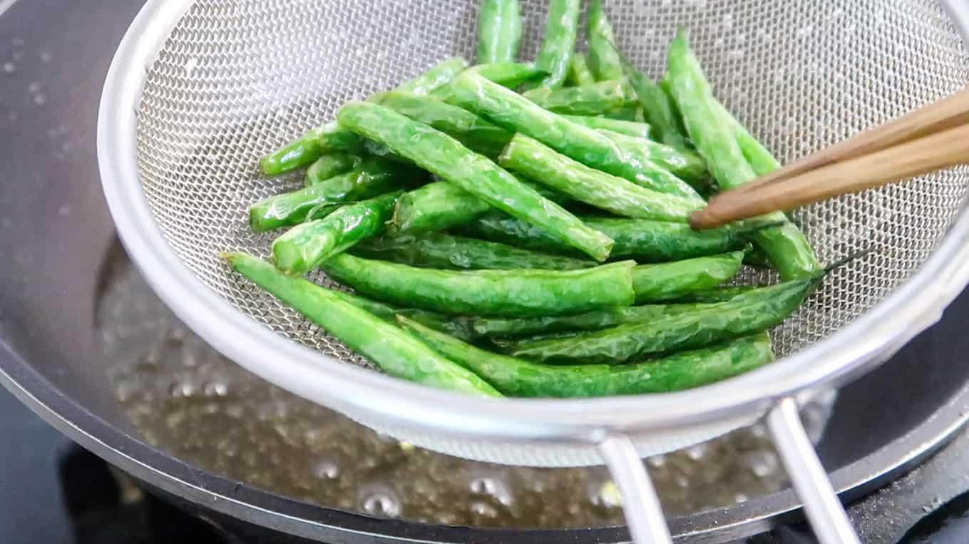 Chinese Garlic Green Bean 3
