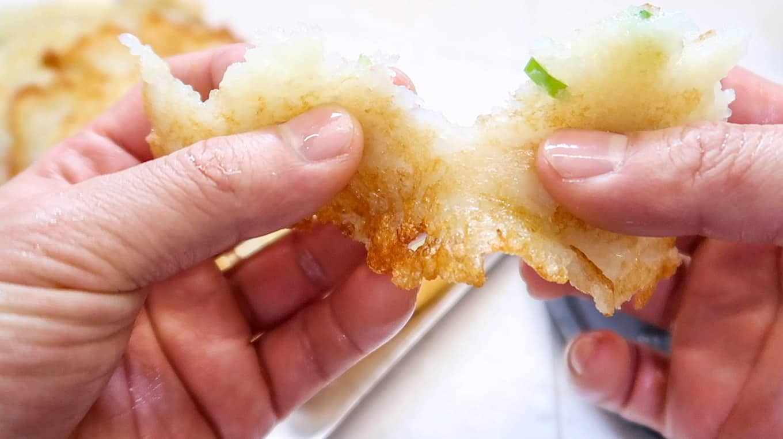 Gamja Jeon - Korean Potato Pancakes