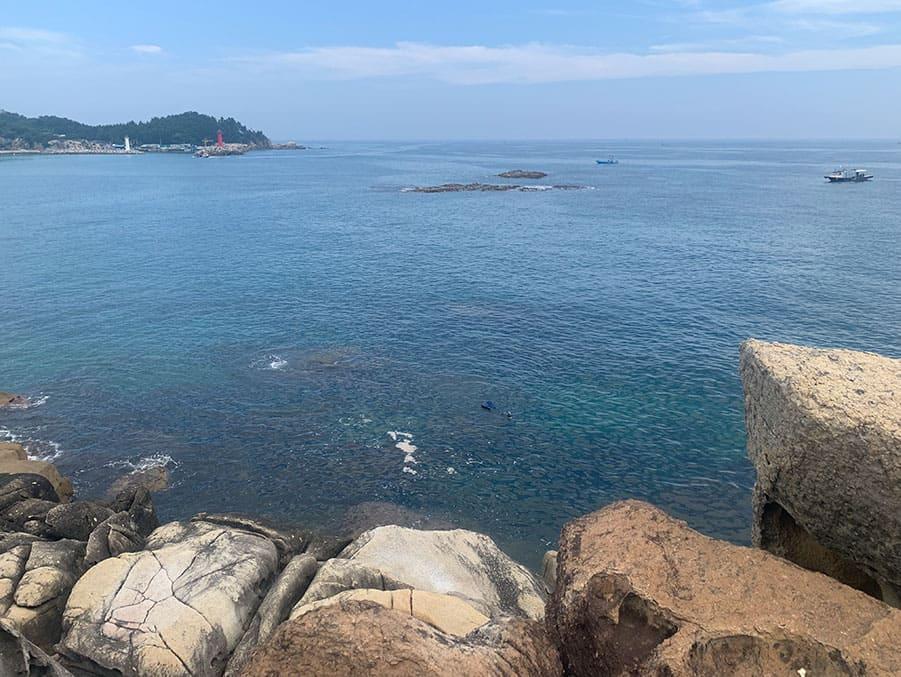 Goseong Country - Munam Beach