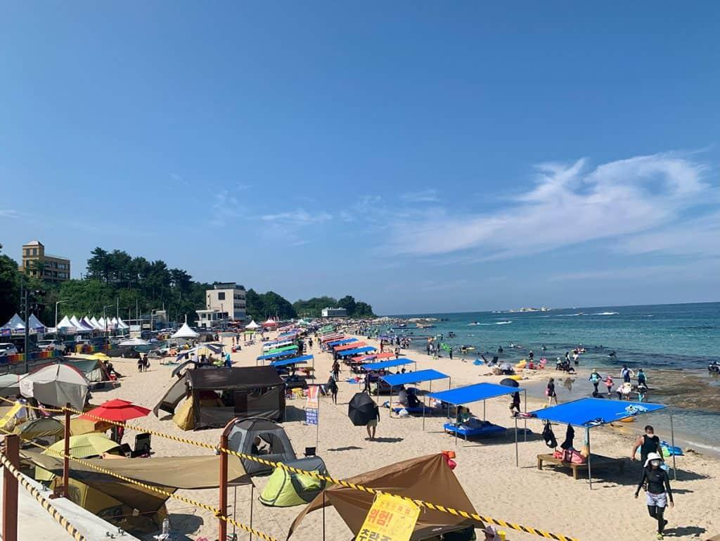Goseong Country - Ayajin Beach