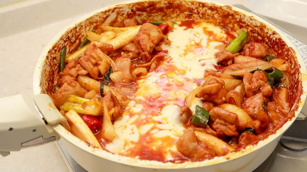 Chicken Dakgalbi